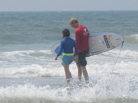 WB Surf Camp 사진