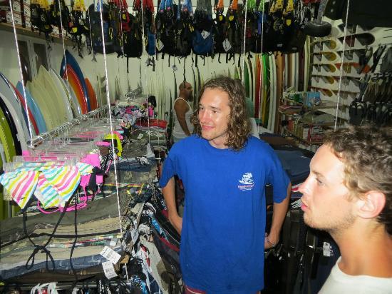 Dread or Dead Surf Shop: Late nite shopping 2012