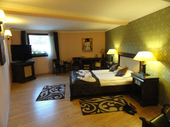 Korona Hotel: Bedroom