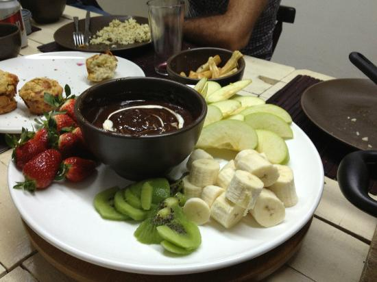 Hostel Urbano: dessert