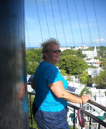 Key West Lighthouse and Keeper's Quarters Museum : View