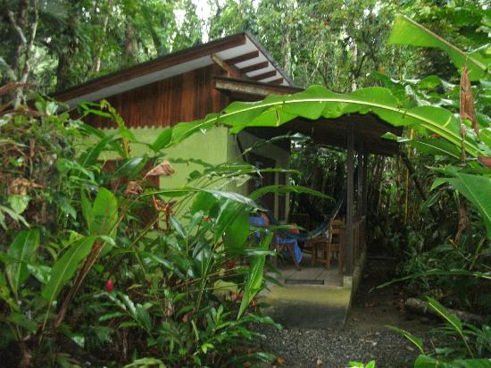 Pachamama Jungle River Lodge: Our casita