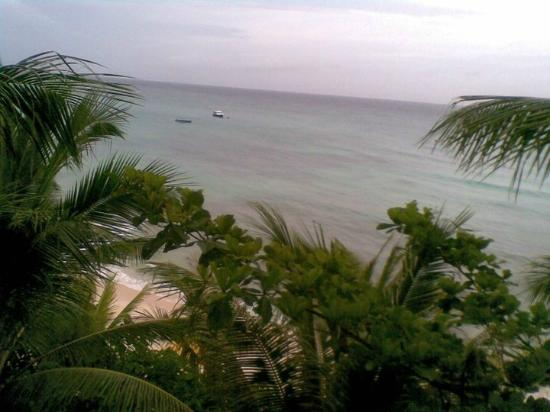 Shangri-La's Boracay Resort & Spa: View from our room