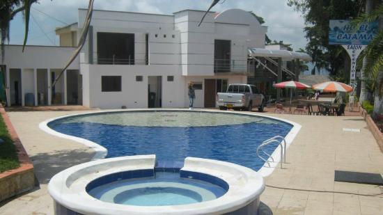 Fusagasuga, Kolombia: pool