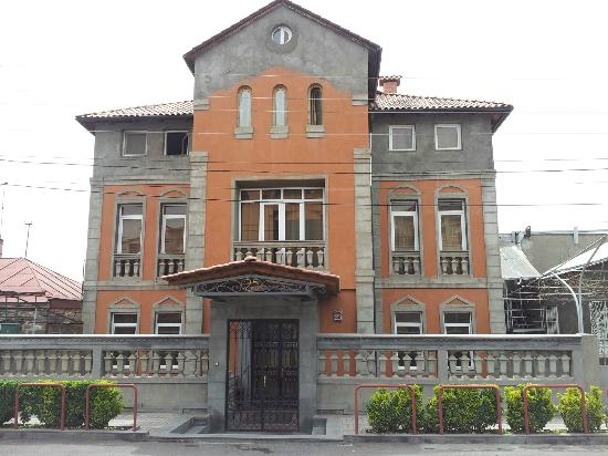 Residence Aygedzor: Front of Hotel