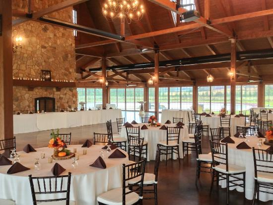 Copperstone Inn: Banquet Hall on the property