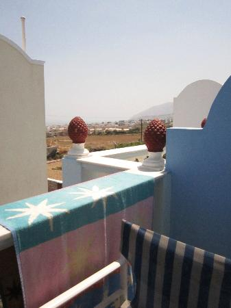 Blue Sky Hotel: Balcone