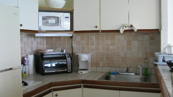 بيلير بيتش هوتل: Kitchen 
