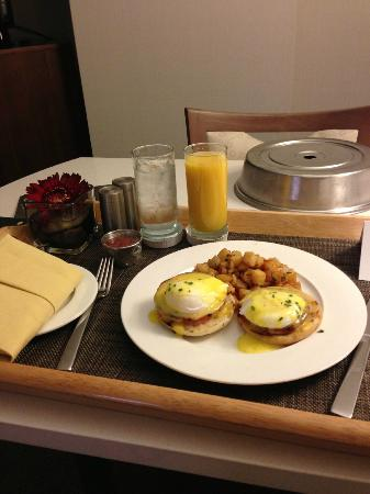 InterContinental Suites Hotel Cleveland: My $25 breakfast