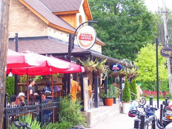 Best Restaurant In Chelsea Quebec