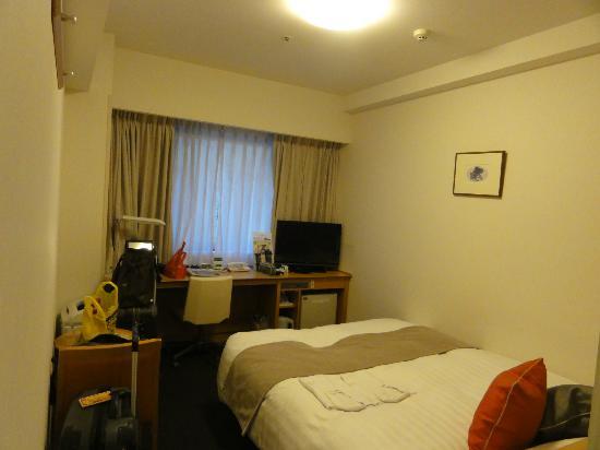 Richmond Hotel Sapporo Ekimae: Double room