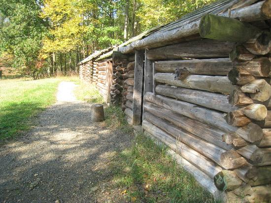 Jockey Hollow: Soldier's Huts
