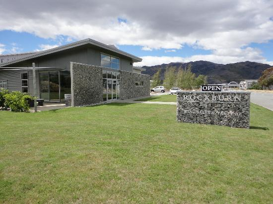 Cromwell, New Zealand: Exterior