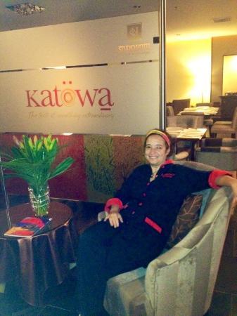 Katowa Restaurante Lounge: Chef Ali los espera