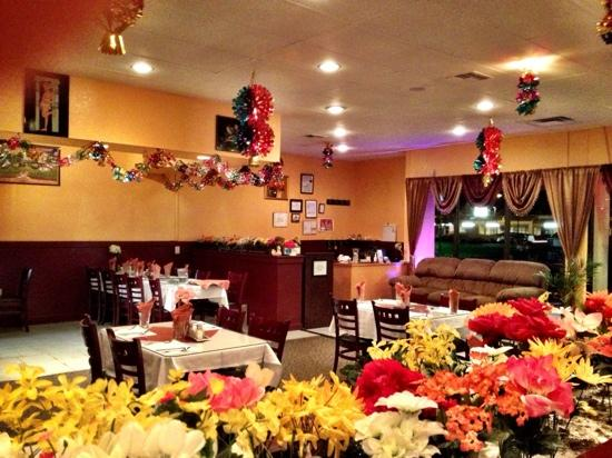 Masala Indian Cuisine: Masala restaurant.