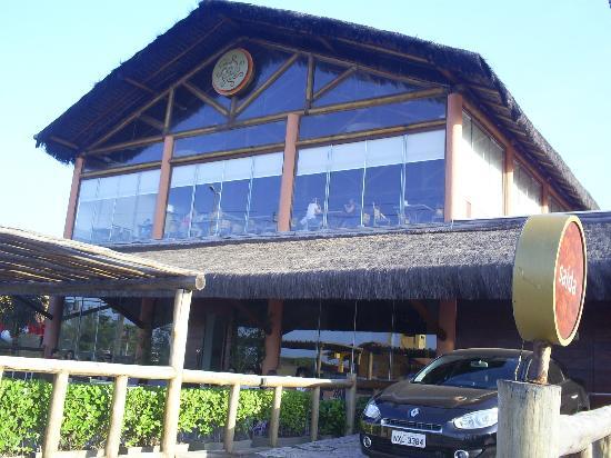 restaurante cabana do sol-Maranhão - Foto de Cabana do Sol, São ...