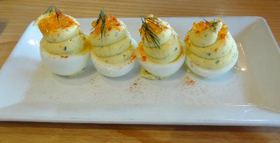 Yardbird - Southern Table & Bar: Deviled eggs