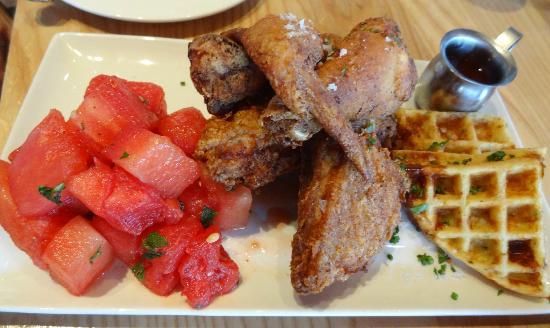 Yardbird - Southern Table & Bar: Llewellyn's fine fried chicken