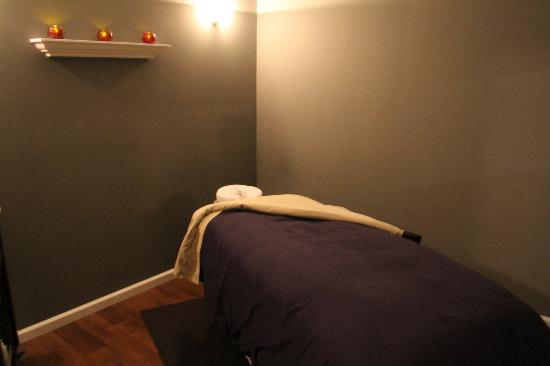 Rejuvenations Spa Services: Treatment Room