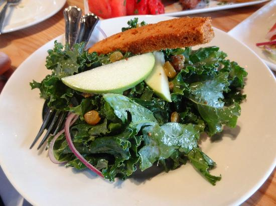 Yardbird - Southern Table & Bar: Kale salad