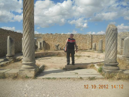 Volubilis: In the old ruins