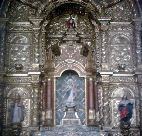 Se Church : interior da igreja da Sé