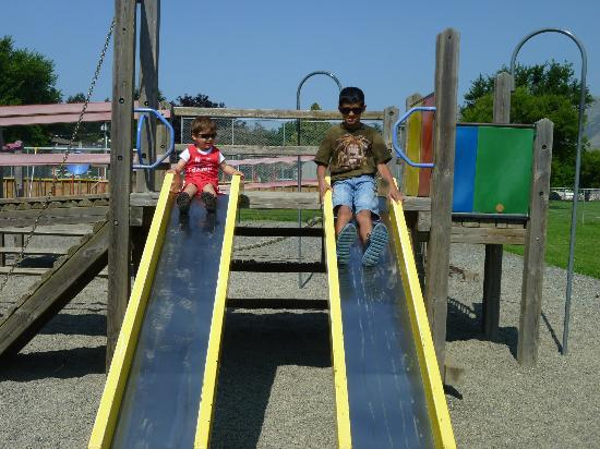 The Ranchland Inn: play ground