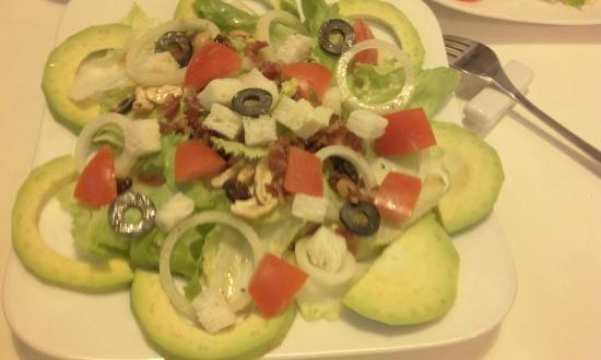 TIK Restaurant: Ceasar salad