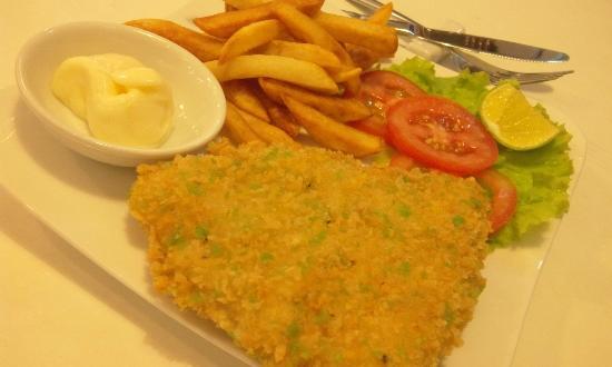 TIK Restaurant: Basa filet