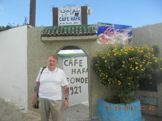 Tangier Tours - Day Tours: Hafa Cafa
