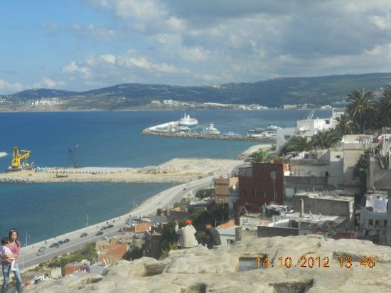 Tangier Tours - Day Tours: Port of Tangier