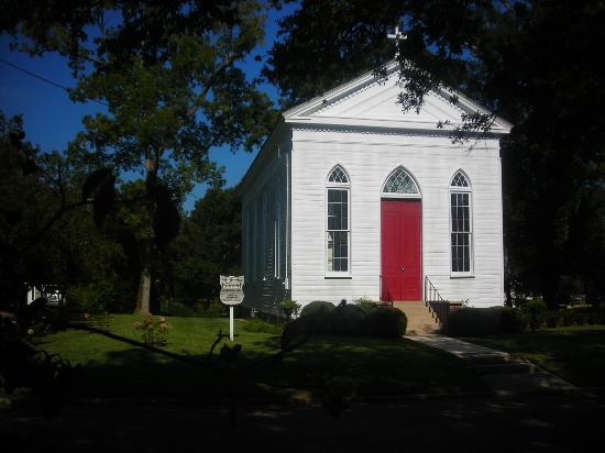 Raymond, MS: St. Marks Episcopal Church