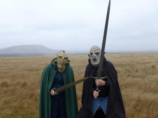 Lord of the Rings Twizel Tour: Orcs!