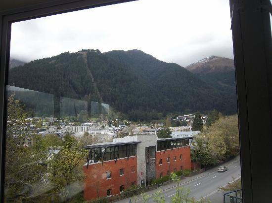 โรงแรมเซ็นทรัล ริดจ์ บูติค: View on arrival