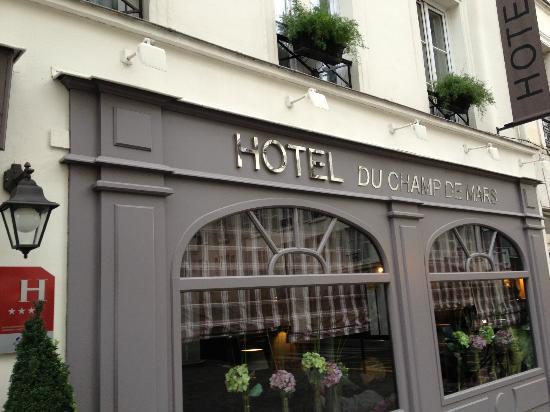 写真ホテル デュ シャン ドゥ マルス枚