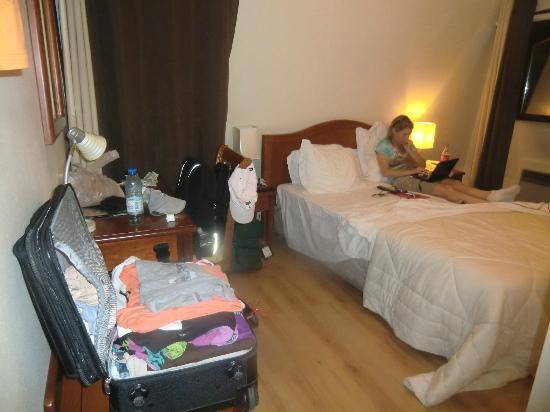 Hotel da Bolsa: room 603