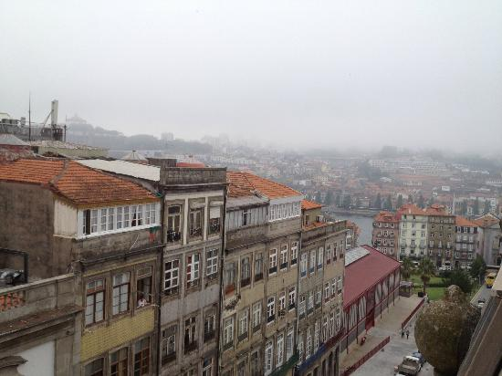 هوتل دا بولسا: nice view from room