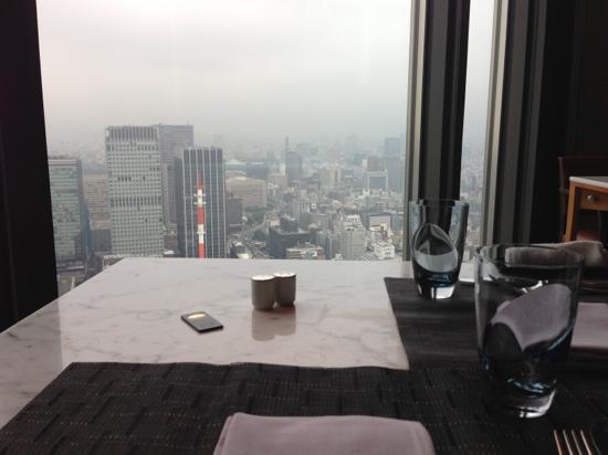 K'shiki All-Day Dining: 景色