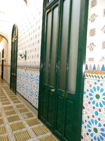 Provincia Express Puebla: Hallway