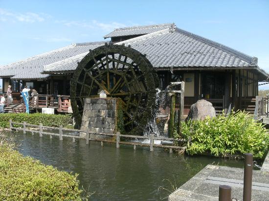 東近江市, 滋賀県, 水車資料館&軽食喫茶みずぐるま