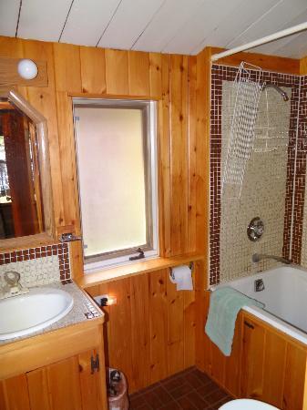 Heston's Lodge : bathroom