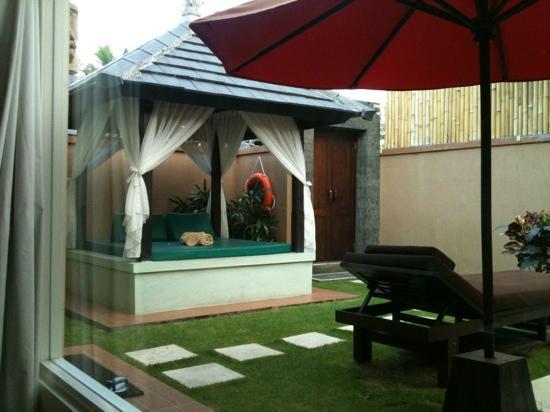 Bali Yubi Villa: massage