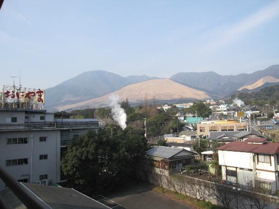 Oniyama Hotel: 部屋からの眺め