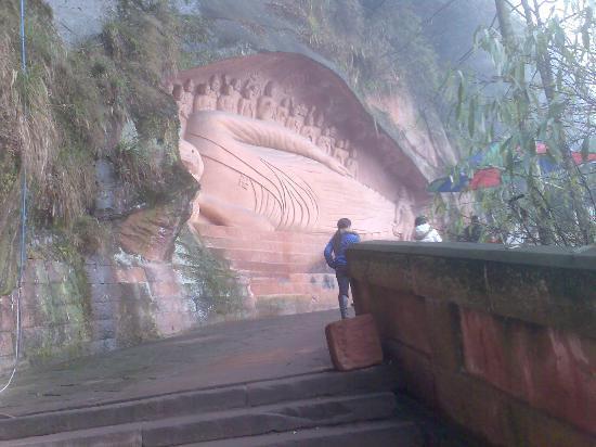 Liaoduomu Reclining Buddha