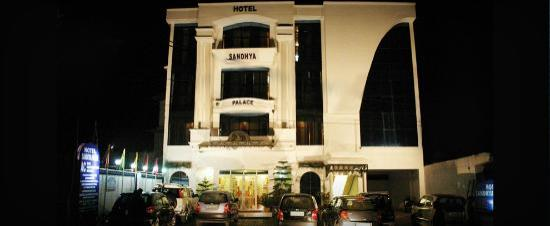 Hotel Sandhya Palace: Sandhya palace