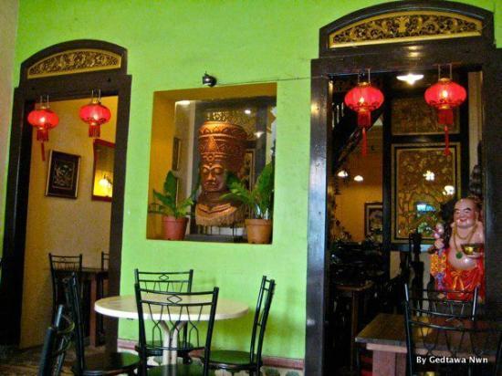 Cafe 1511: ห้องอาหาร