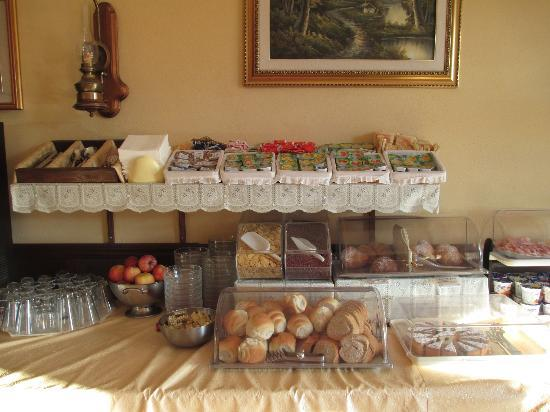 Hotel Villa Fiorita: breakfast place