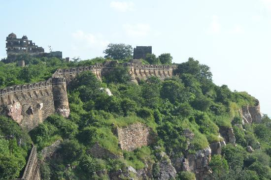 Chittaurgarh Fort : The fort