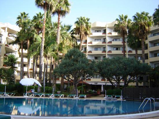 Suite Hotel Eden Mar: Hotel ansicht