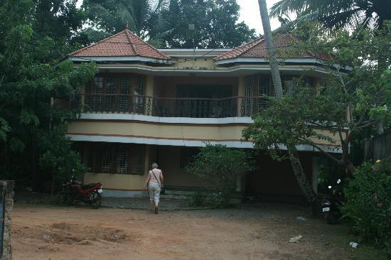 Ayana's Homestay: Homestay house
